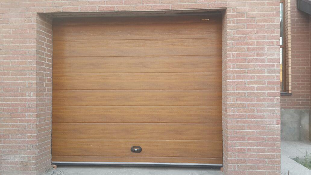 гаражные ворота в караганде